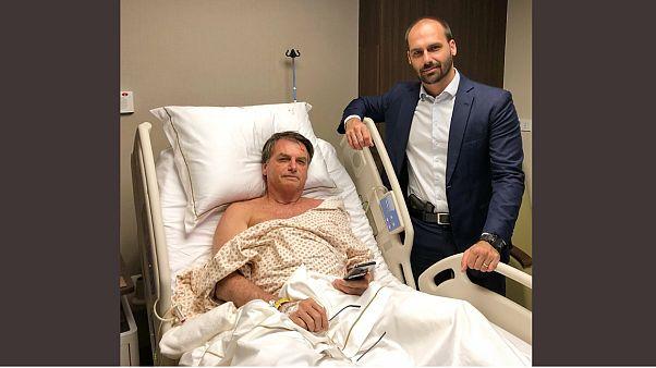 Família Bolsonaro: Do ataque à democracia à arma num hospital