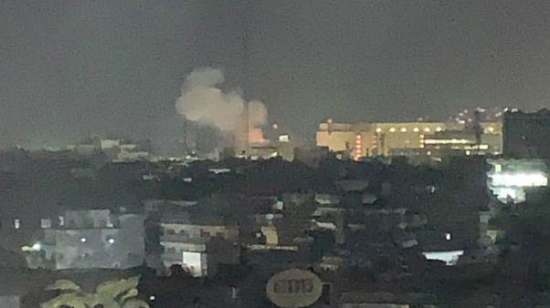حمله راکتی به سفارت آمریکا در کابل در هجدهمین سالگرد ۱۱ سپتامبر