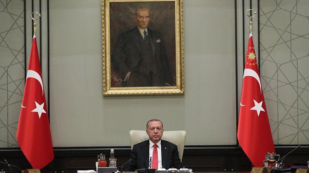 Erdoğan: Kapı önüne konan, canları yananların ahı üzerinde ne hizmet ne siyaset bina edilebilir