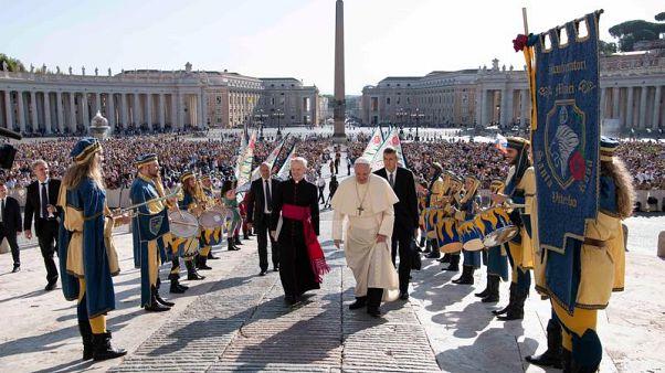 """Papa Francesco: """"non temo lo scisma, ma prego perché non avvenga"""""""