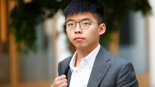Hong Kong is the 'new Berlin in the new Cold War' says Joshua Wong