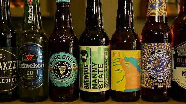 Majdnem negyedével csökkent az írek alkoholfogyasztása