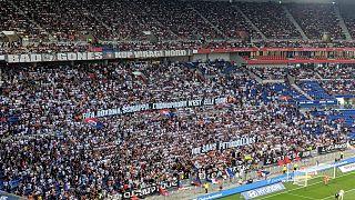 Groupama Stadium / Lyon