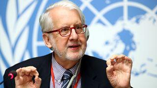 باولو بينيرو، رئيس لجنة تحقيق الأمم المتحدة بشأن سوريا