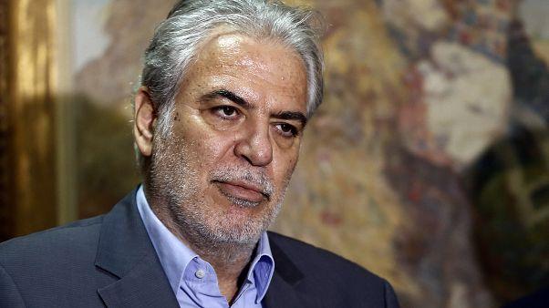 Ο Ευρωπαίος Επίτροπος αρμόδιος για θέματα Ανθρωπιστικής Βοήθειας και Πολιτικής Προστασίας, Χρήστος Στυλιανίδης