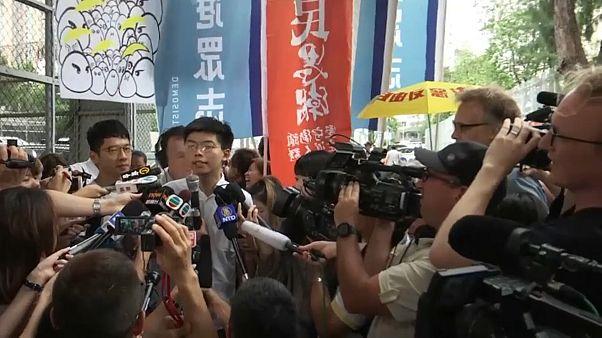 """""""Hongkong ist das neue Berlin - in einem neuen kalten Krieg"""""""