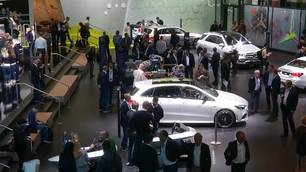 L'incubo Brexit aleggia sul Salone dell'auto di Francoforte