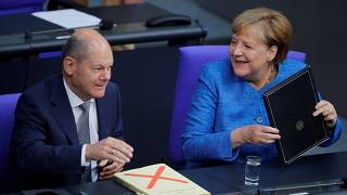 Merkel glaubt weiter an Brexit-Abkommen