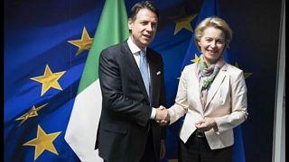 Ιταλός πρωθυπουργός: πρώτη στάση Βρυξέλλες