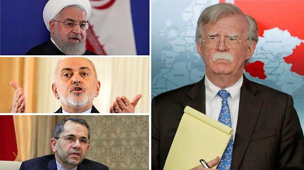 ایران: عطش جنگ هم باید همراه با سردسته جنگطلبان برود