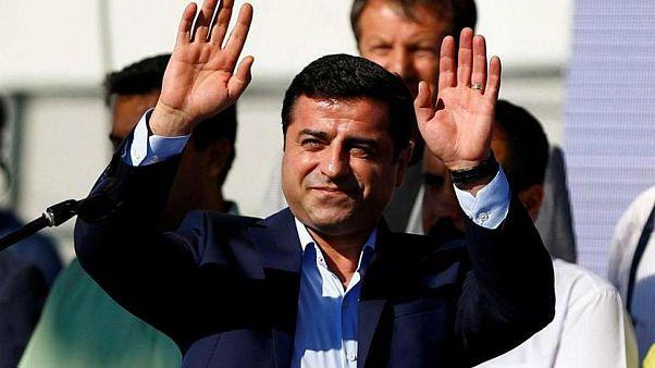 Eski HDP lideri Demirtaş'ın serbest bırakılması için başvuru