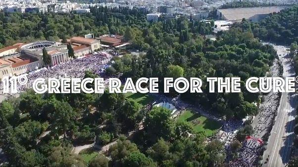 Greece Race for the Cure: Αγώνας δρόμου κατά του καρκίνου του μαστού