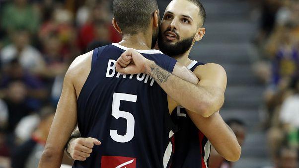 FIBA Dünya Kupası'nda sürpriz sonuç: ABD'yi yenen Fransa yarı finalde