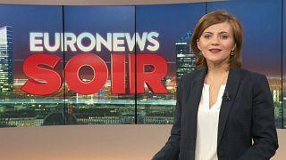 Euronews Soir : l'actualité du mercredi 11 septembre 2019