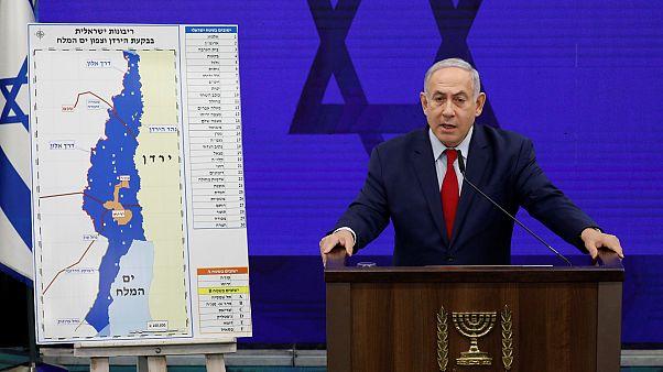 UE condena promessa de anexação de Netanyahu