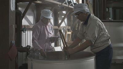 The secret of making Sake