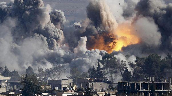 BM: Suriye'de ABD, Rusya, Suriye ordusu ve SDG savaş suçu işlemiş olabilir
