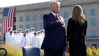 دونالد ترامپ در ۱۱ سپتامبر قول داد نبرد علیه طالبان تشدید شود