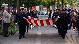 Megemlékezések a 2001. szeptember 11-i merényletek áldozatairól