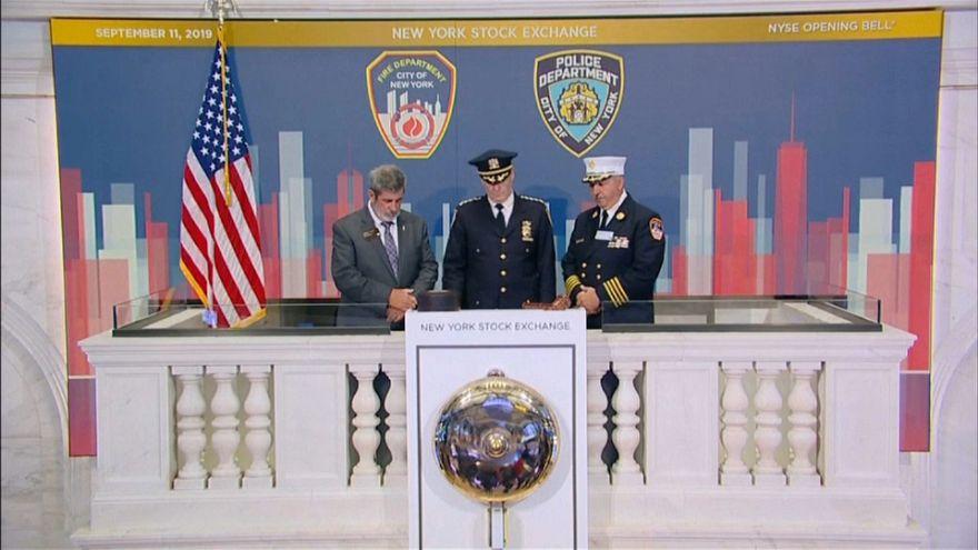 Attentats du 11-Septembre : une minute de silence