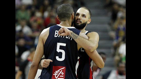 Mundobasket: Estados Unidos, eliminada por Francia (79-89)