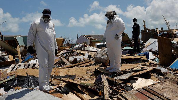 Furacão Dorian: 2500 desaparecidos nas Bahamas
