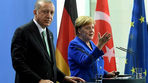 Μέρκελ - Ερντογάν για το μεταναστευτικό