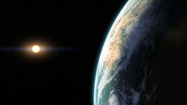 Water found for first time in atmosphere of planet outside Earth's solar system
