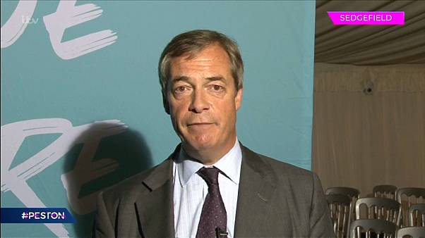"""""""Unternehmen Goldammer"""": Farage zeigt dem Notfallplan einen Vogel"""