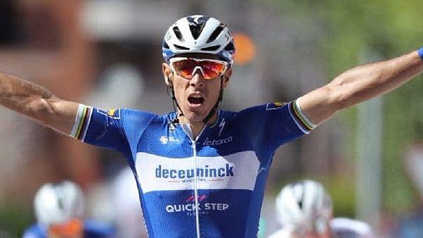 Seconda vittoria di tappa alla Vuelta 2019 per Philippe Gilbert.