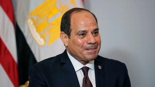 الرئيس المصري عبد الفتاح السيسي يصدر قراراً جمهورياً بتعيين نائب عام جديد للبلاد