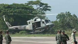 Érik a venezuelai katonai beavatkozás