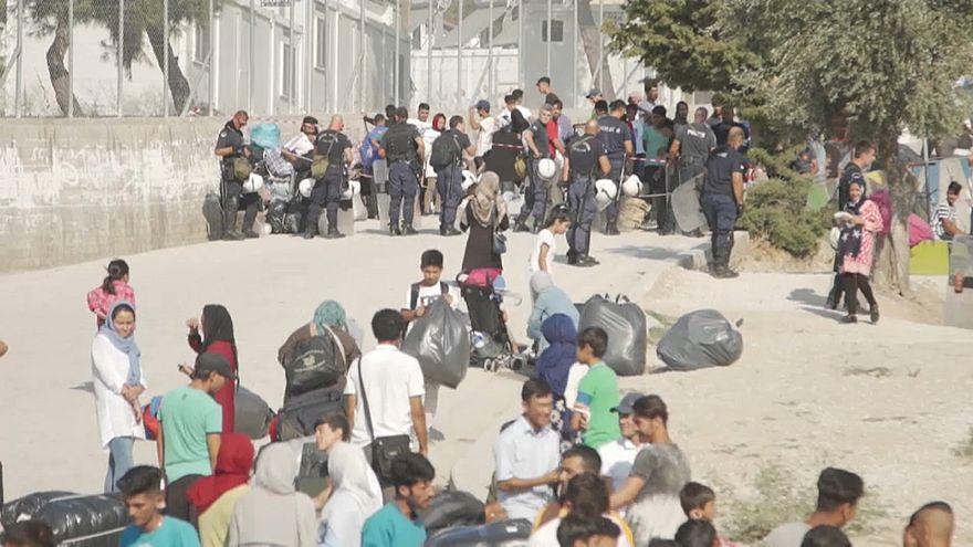 Campo de refugiados de Moria vai ter novo diretor