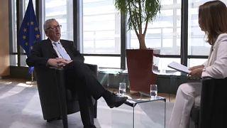 "Juncker: ""Das muss geändert werden"""