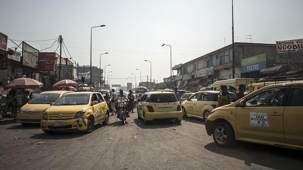 صورة من كينشاسا عاصمة الكونغو الديمقراطية
