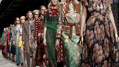 Gucci catwalk show, Milan Fashion Week 2016