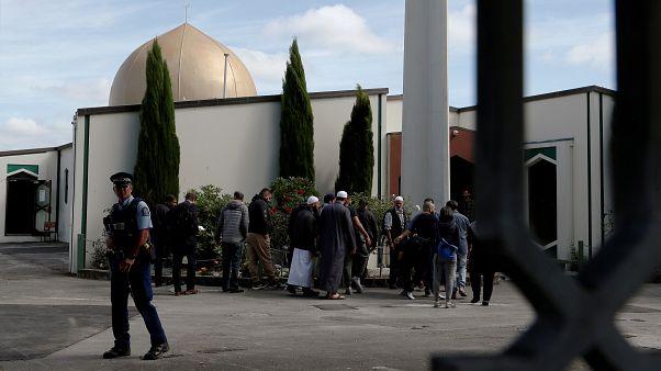 مسجد النور كان أحد المسجدين اللذين تعرضا للهجوم