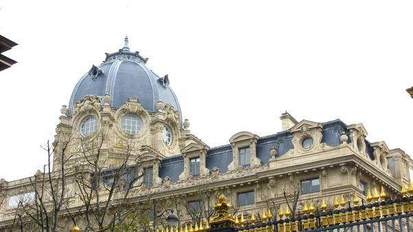 قصر العدل في باريس