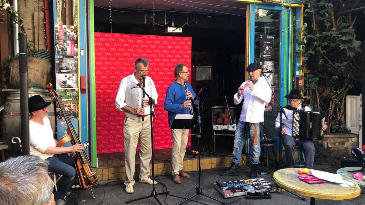 Budapest Ritmo: a felfedezés öröme