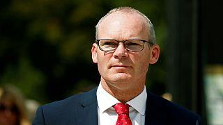 سيمون كوفيني وزير خارجية جمهورية إيرلندا