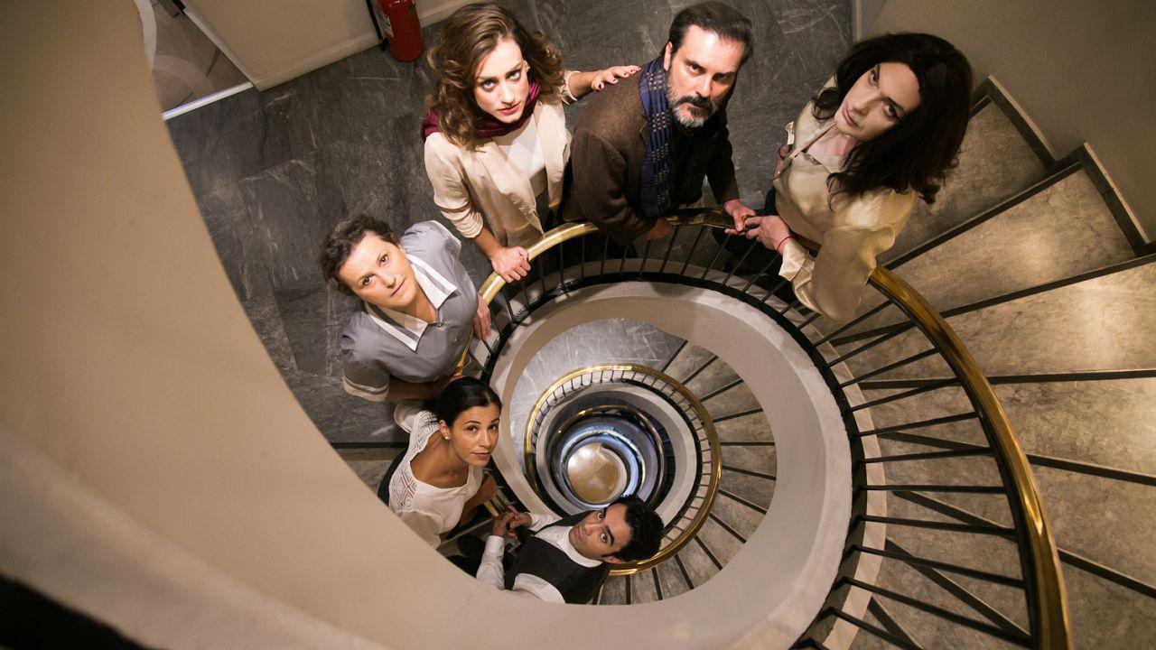 Το «Hotel Marina» μετακομίζει στο θέατρο Γκλόρια