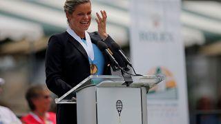 Kim Clijsters torna in campo a 7 anni dal suo ritiro