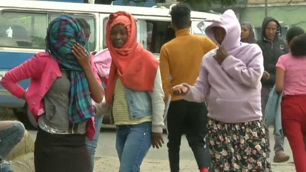 مساع للتخلص من ظاهرتي التسول والدعارة في العاصمة الاثيوبية أديس أبابا