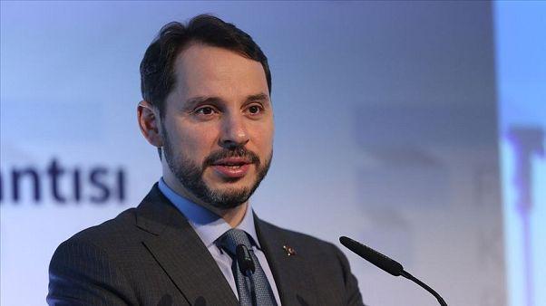 Maliye Bakanı Albayrak: Enflasyonda eylülde tek haneli rakamları yakalayacağız