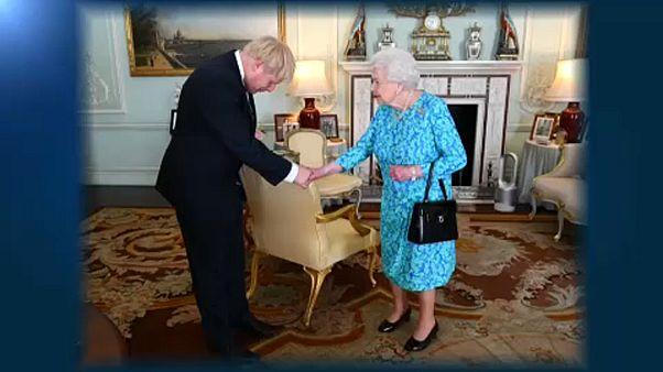 """Johnson: """"nem hazudtam a királynőnek"""""""