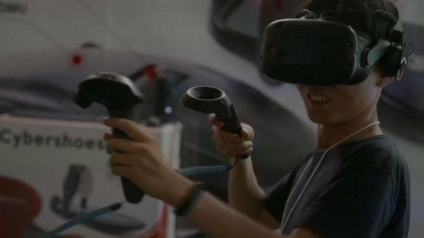 شاهد: شعبية ألعاب الهواتف الذكية ترتفع مع قدوم تكنولوجيا جي5