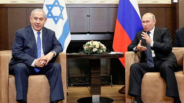 نتانیاهو در دیدار با پوتین: اسرائیل باید علیه ایران آزادی عمل داشته باشد