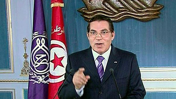 """الرئيس التونسي الأسبق بن علي """"مريض جدا وحالته الصحية سيئة"""" حسب تصريح محاميه لإذاعة محلية"""