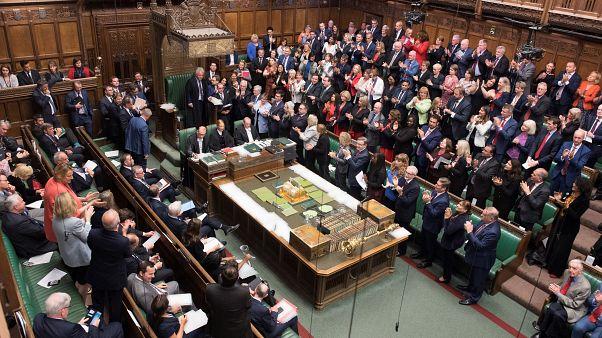 El informe Yellowhammer indigna a una oposición sin Parlamento