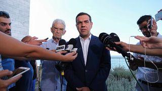 Τσίπρας από Θεσσαλονίκη: Γκάφα και προχειρότητα η απόφαση για τον σταθμό Βενιζέλου